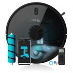 Opinión y precio sobre la aspiradora sin cables Cecotec Robot Aspirador Conga 6090 Ultra. Láser, Potencia succión 10000 Pa, App, Sensor Óptico, Virtual Voice, 10 Modos Limpieza